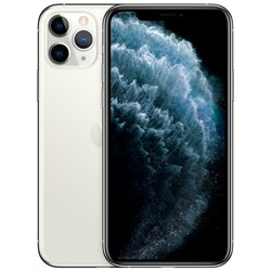 Смартфон Apple iPhone 11 Pro 64GB Silver - фото 10708