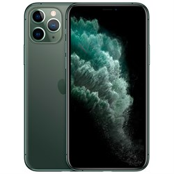 Смартфон Apple iPhone 11 Pro 256GB Midnight Green - фото 10718