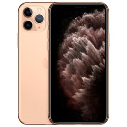 Смартфон Apple iPhone 11 Pro Max 64GB Gold - фото 10731