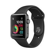 Apple Watch S1 42мм Space Gray